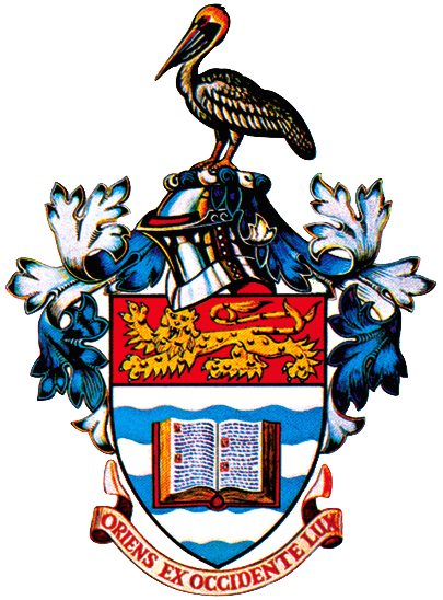 University of West Indies Coat of Arms