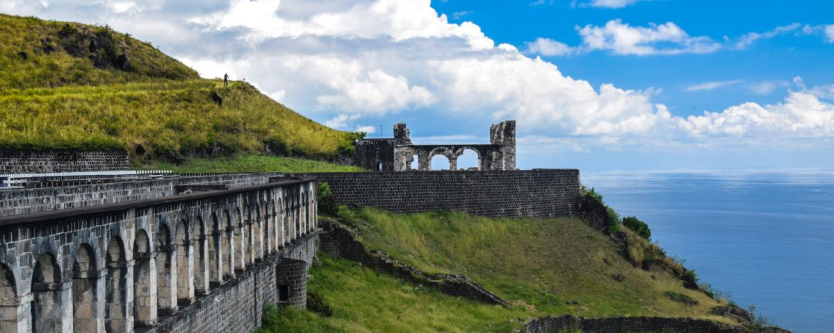 Photo of Brimstone Hill Fortress