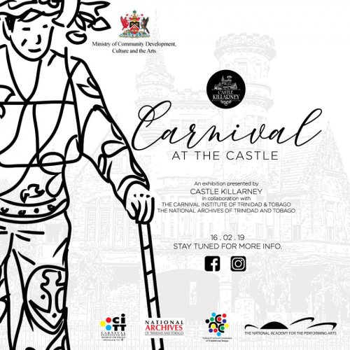 Carnival at the Castle Trinidad and Tobago
