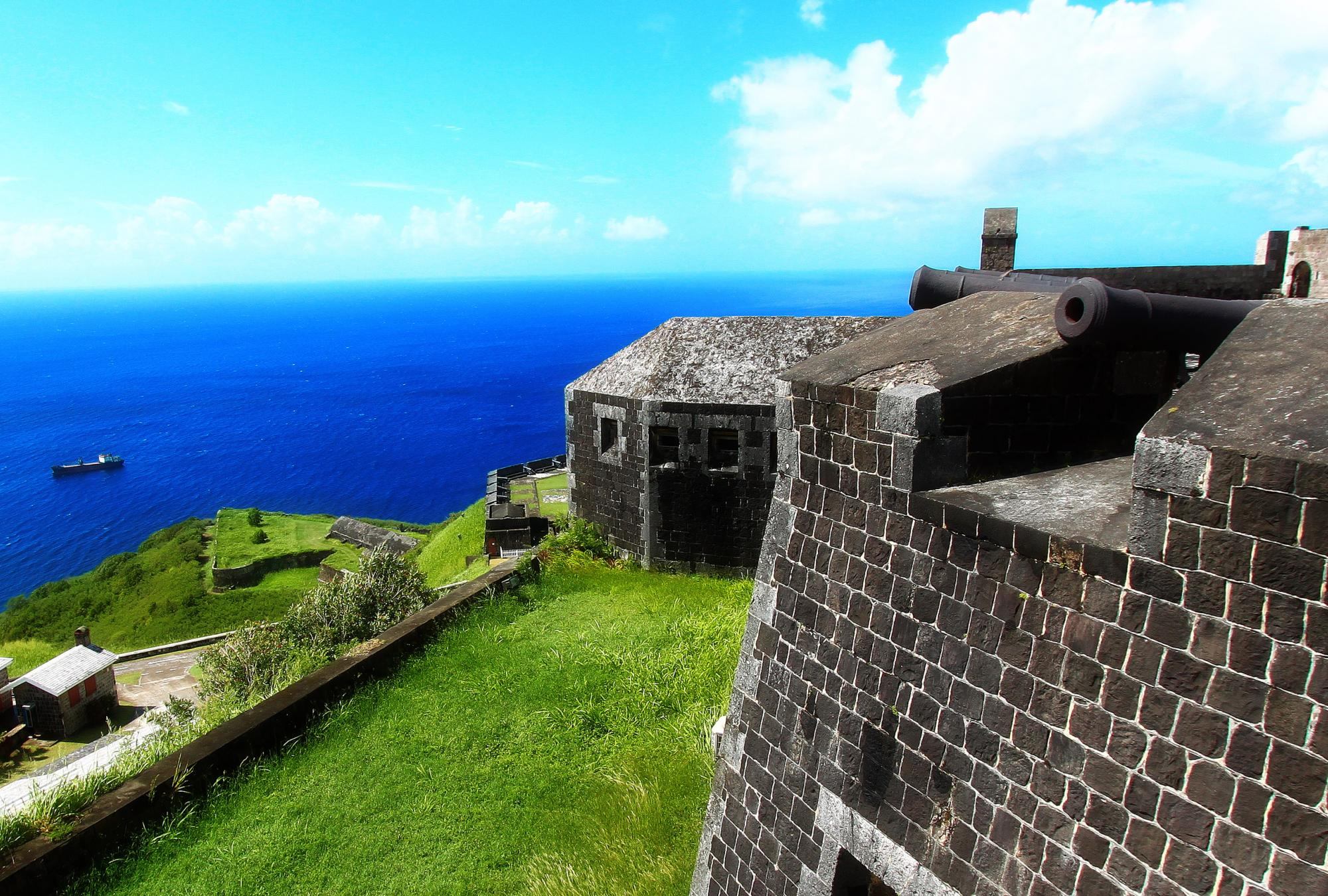 Photo of Brimstone Hill Fortress, St. Kitts